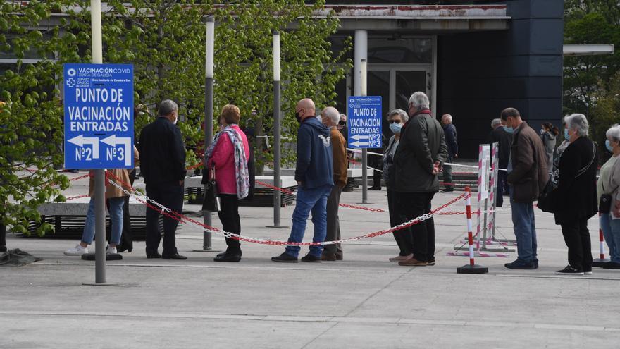 La  Xunta mantiene las restricciones en los concellos del área coruñesa