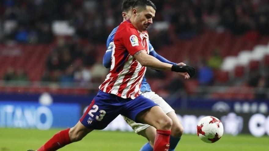 El Atlético cumple con el trámite y ya está en cuartos