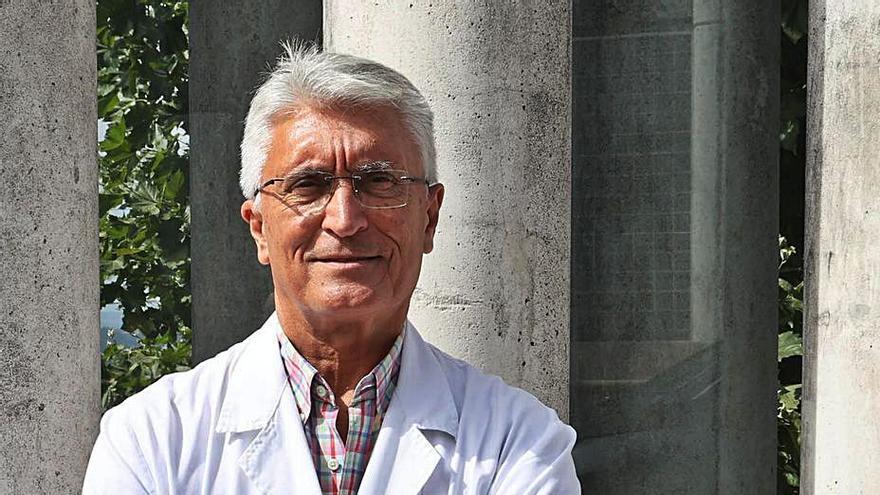 """""""Reunimos una de las mayores series mundiales de pacientes con sarcoidosis"""""""