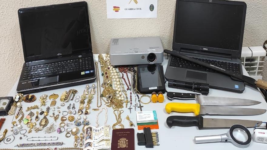 Detenido al empleado de una residencia de ancianos de Malón por el robo de joyas y dinero en efectivo