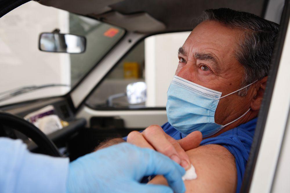"""Primeros cordobeses vacunados con Janssen: una única dosis """"para tener libertad"""""""