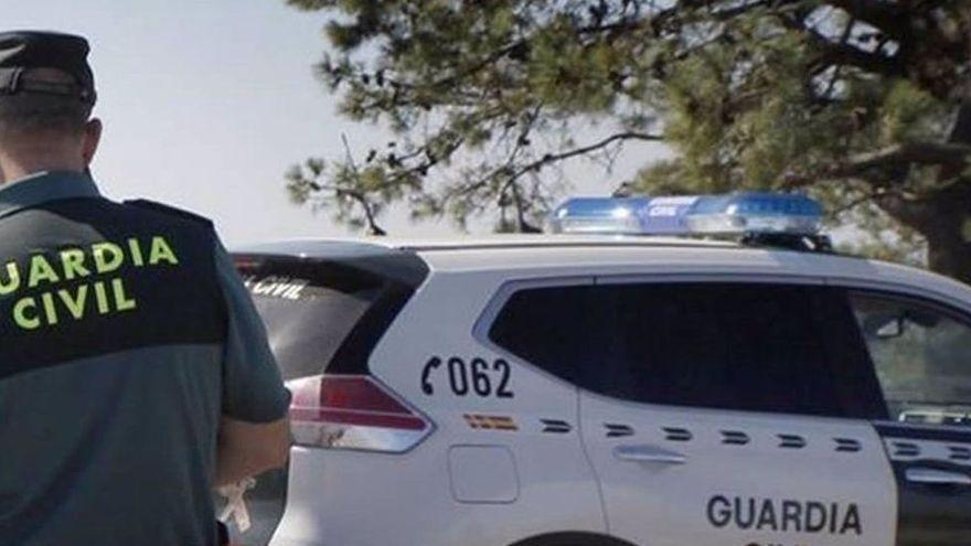 Detenido un conductor tras atropellar a un guardia civil y huir