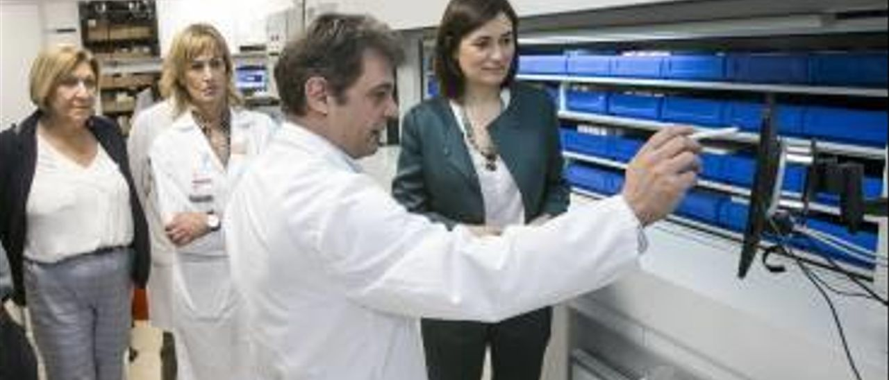 Montón condiciona las prácticas de Medicina a la luz verde al grado