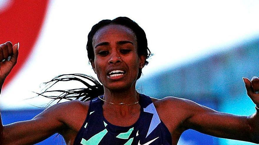 Kandie: «Tenía que correr más rápido que nunca»