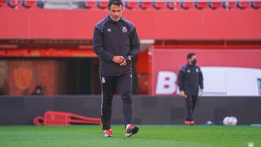 """Luis García: """"Somos el mejor equipo de la parte alta"""""""