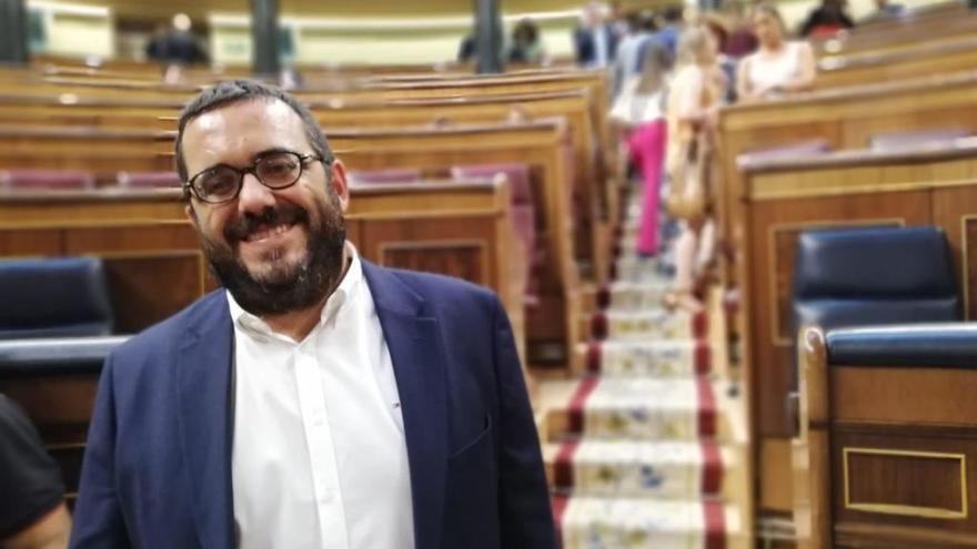 EL PSOE bloquea crear una comisión parlamentaria sobre la insularidad en el Senado