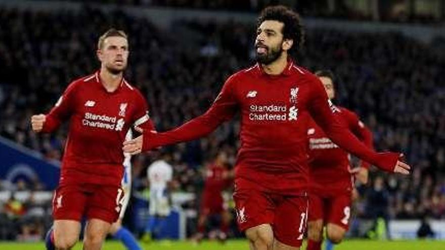 El Liverpool gana de penalti y Pedro impulsa al Chelsea contra el Newcastle