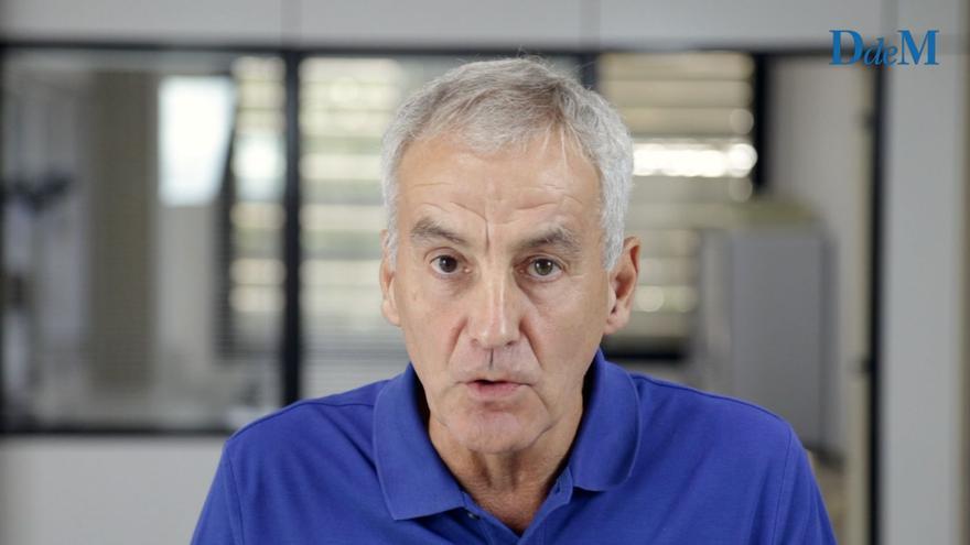 Matías Vallés: Juan March, harto de que le pregunten si es familia del banquero