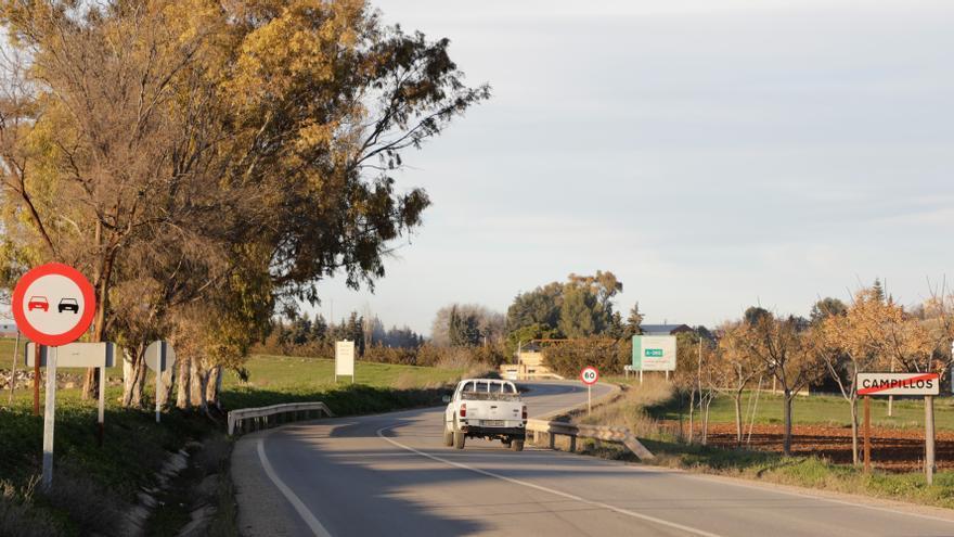 La Junta licita por un millón de euros la mejora de la carretera A-369, de Ronda a Gaucín