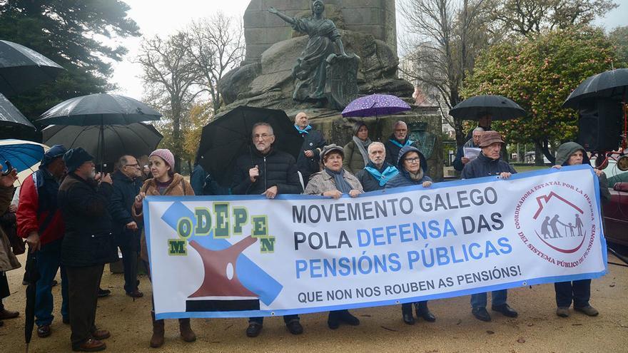El Gobierno retira la pensión no contributiva a 1.400 gallegos por superar el nivel de renta
