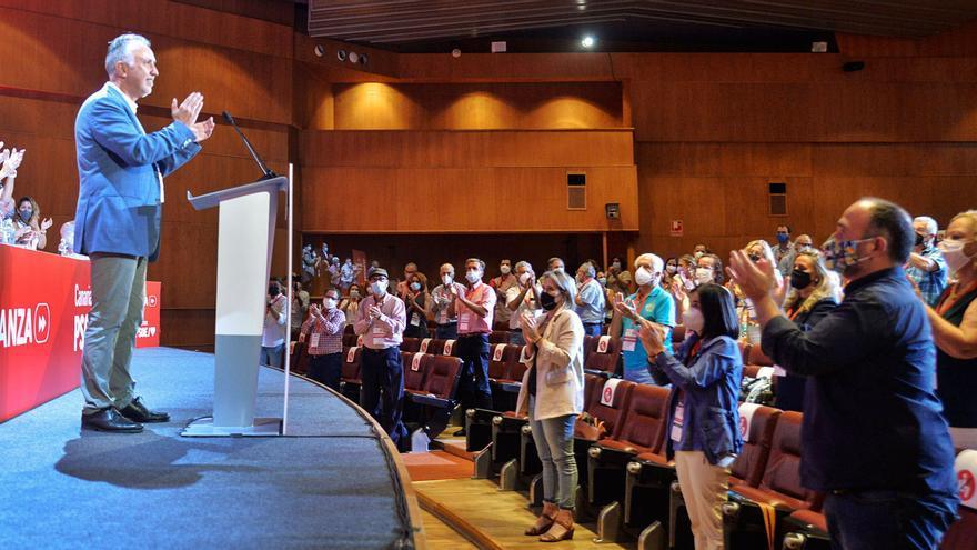 Torres lanza su candidatura al PSOE y se propone afianzar la recuperación
