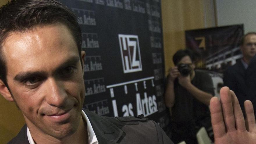 El equipo de Contador, entre los invitados al próximo Giro
