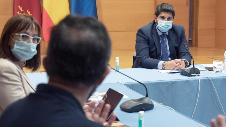 Totana (Murcia) seguirá una semana más en fase 1