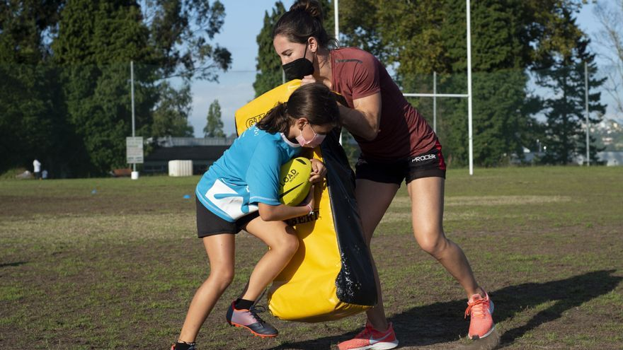 La Xunta alivia el uso de mascarillas en la práctica de deporte para mayores de 12 años