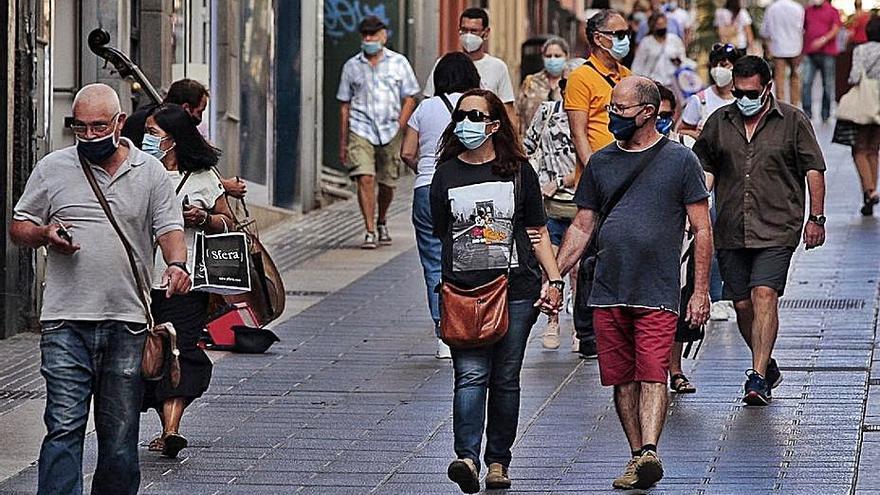 Canarias constata 49 nuevos brotes de Covid-19 en la última semana