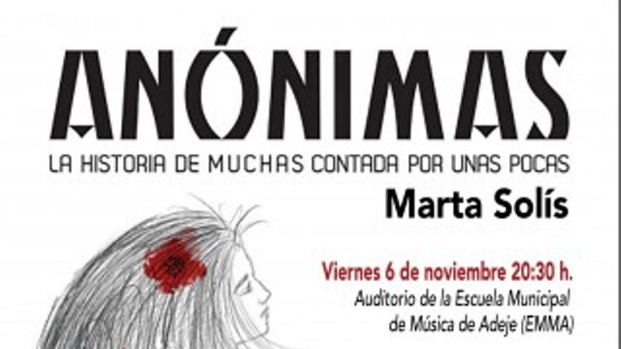 Marta Solís - Anónimas