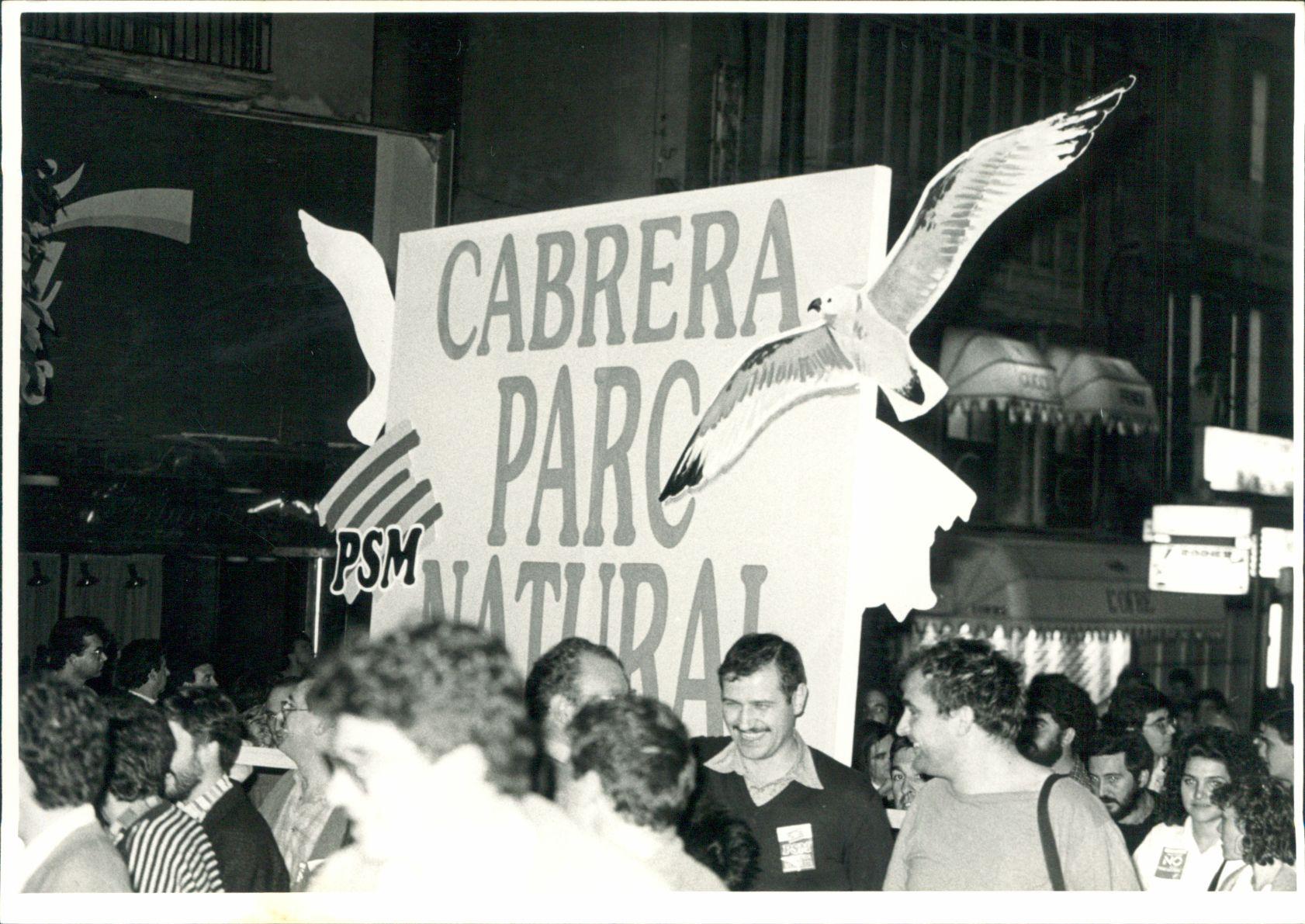 30 aniversario del Parque Natural de Cabrera: Así era la isla antes de la declaración