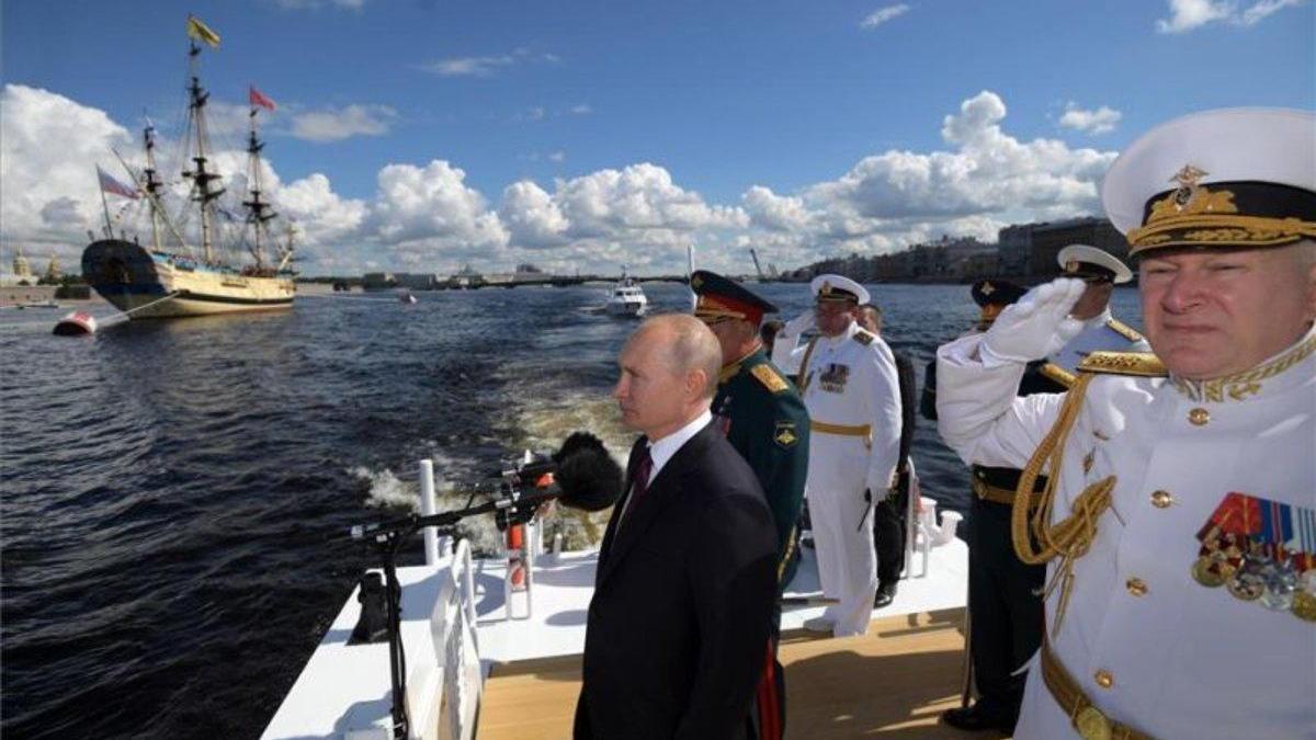 Putin anuncia armas hipersónicas y drones nucleares submarinos