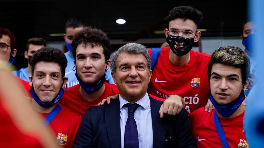 Ampans és present en el nou projecte 'Genuine' del Barça