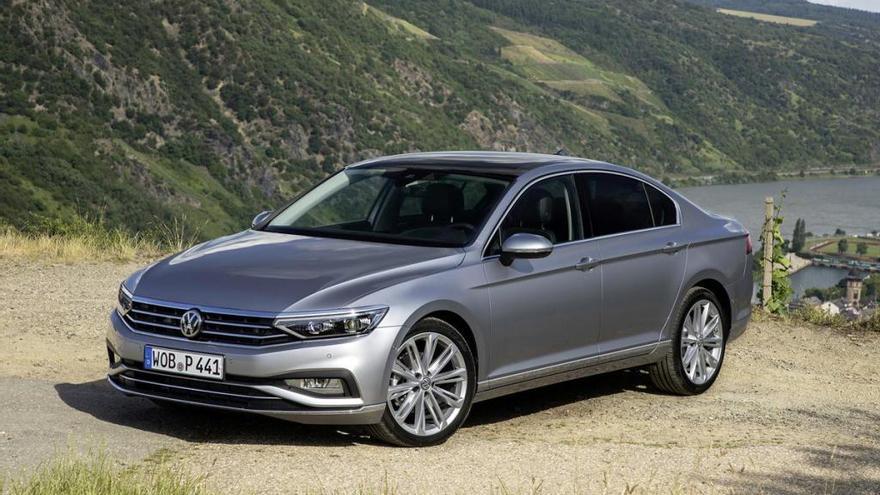 Volkswagen Passat 2020, cap a la conducció autònoma