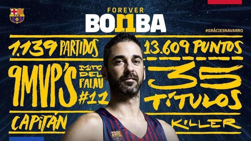 La 'Bomba' deja paso a la leyenda