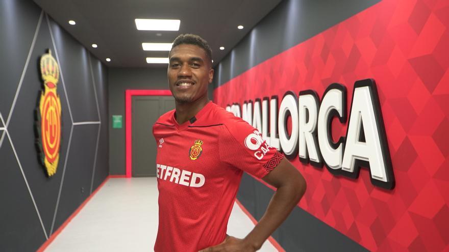 Murilo, nuevo jugador del Real Mallorca