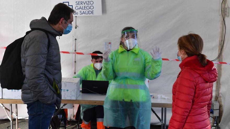 Arranca en A Coruña el nuevo cribado en busca de positivos en COVID