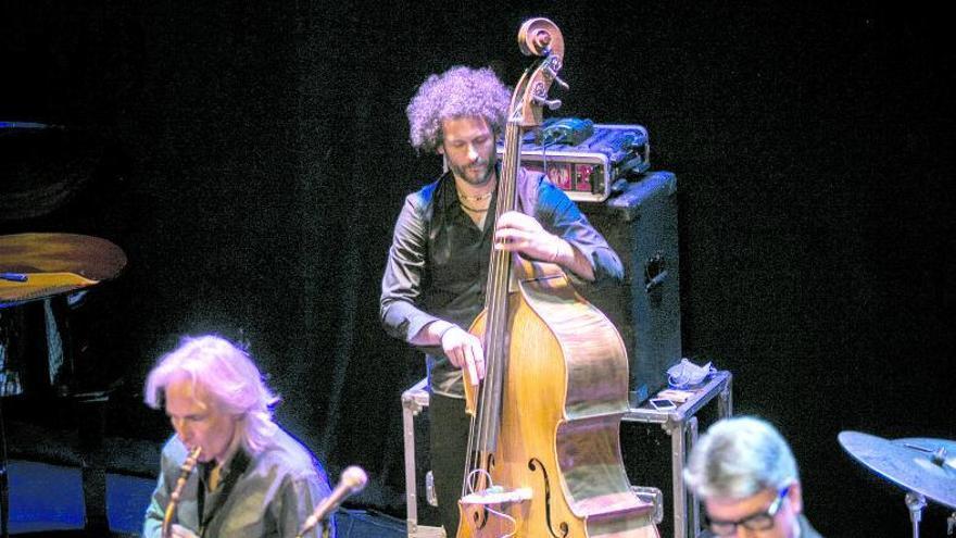 El jazz valenciano vuelve en Oviedo por Belenguer