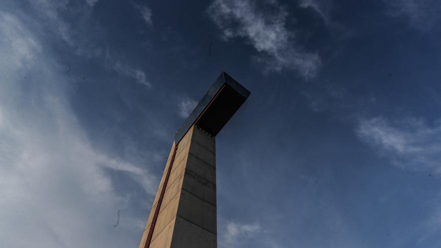 Ribó propone la Torre Miramar para la práctica del parkour