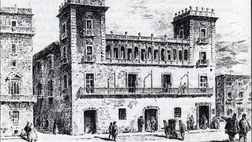 La Casa de la Ciudad