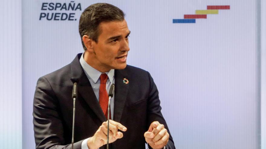 """Sánchez alerta del """"riesgo a la exclusión social por no volver al colegio"""""""