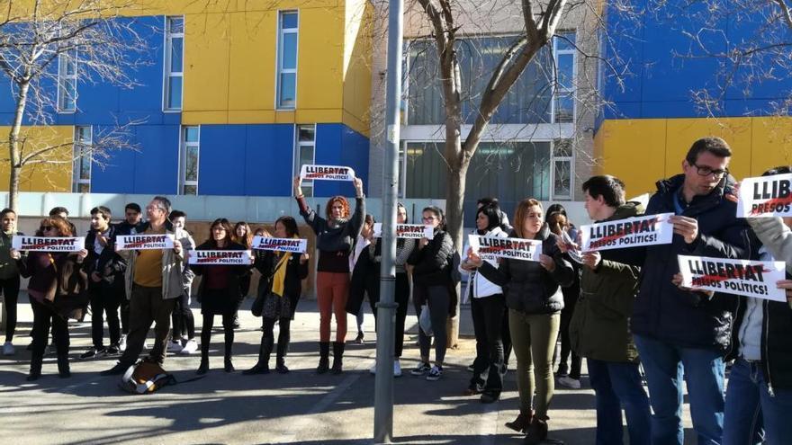 El sindicat majoritari d'ensenyament crida a participar en la vaga del 21-F