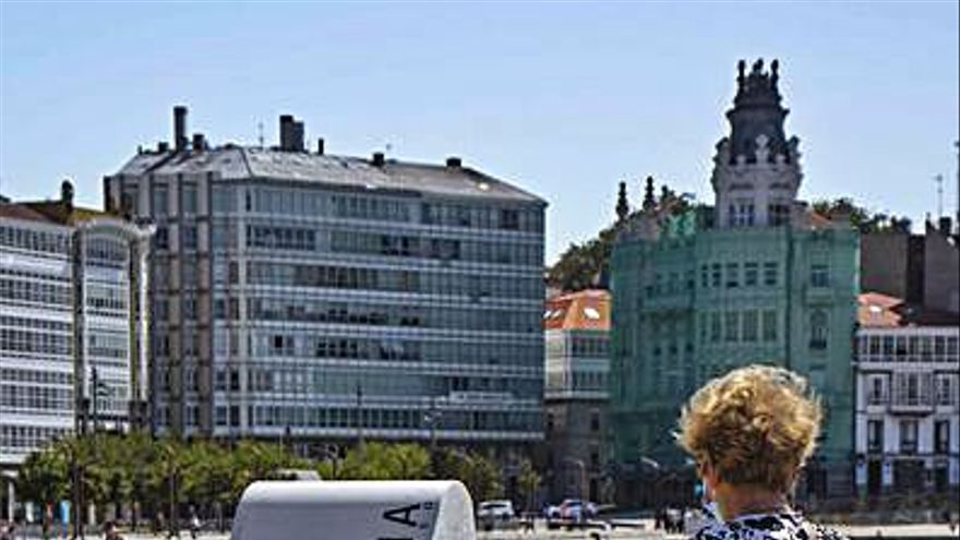 Dos mojones identifican el peso del Puerto en las peregrinaciones marítimas