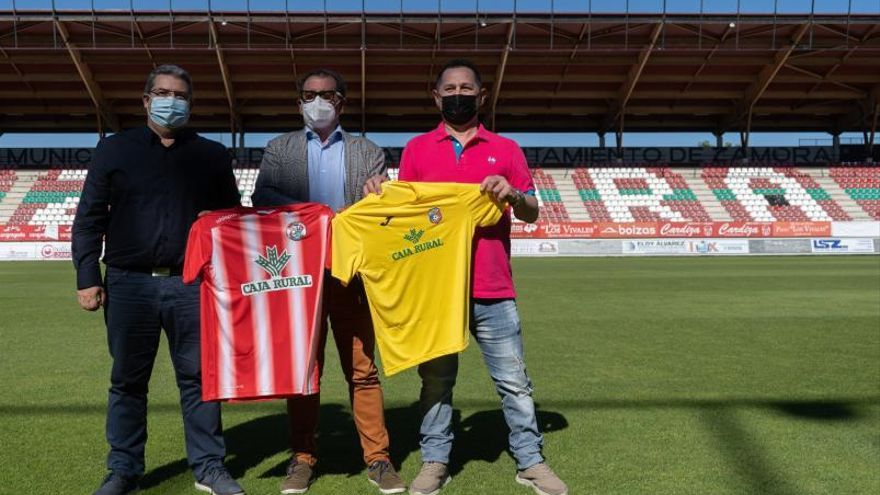 Acuerdo entre el Zamora CF y el CD Amigos del Duero por el fútbol femenino