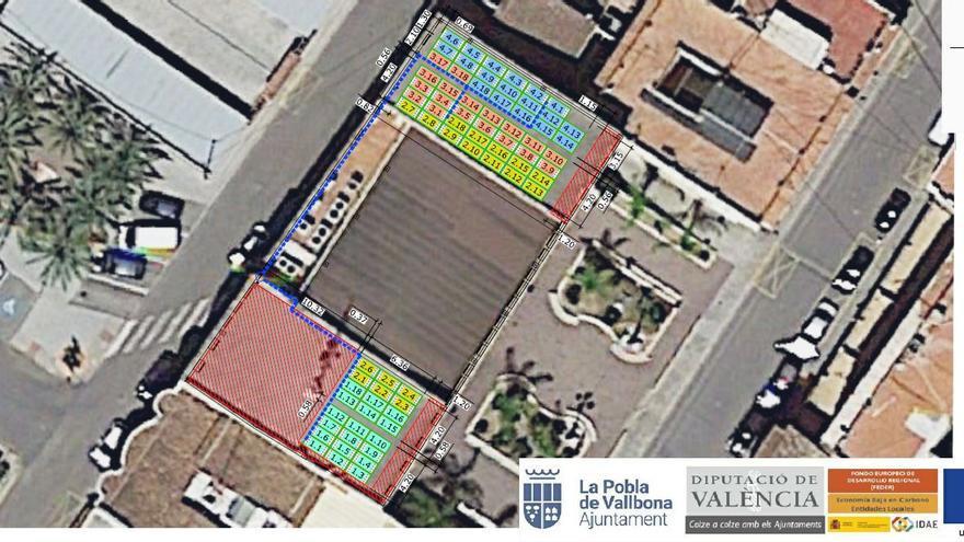 Una subvención permitirá instalar placas solares en edificios públicos