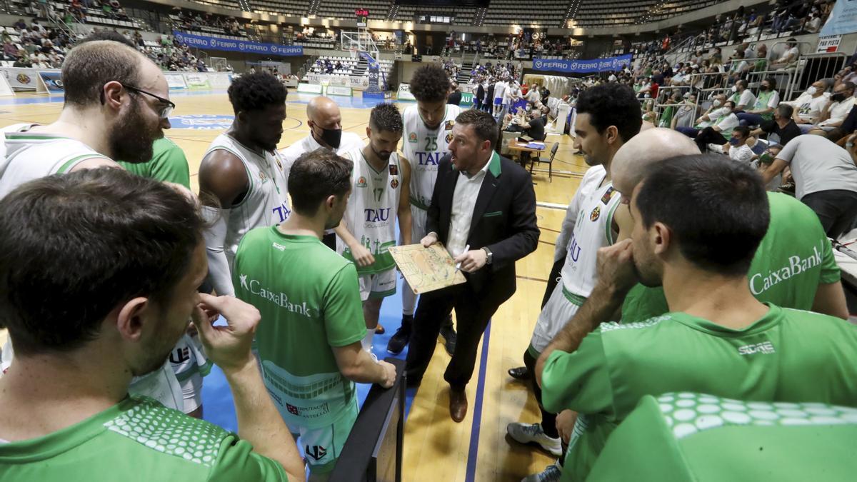 TAU Castelló: Un equipo para luchar por todo