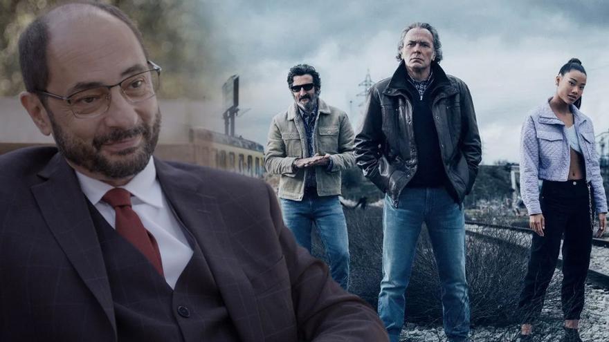 Jordi Sánchez ficha por 'Entrevías', la nueva serie de Telecinco con José Coronado