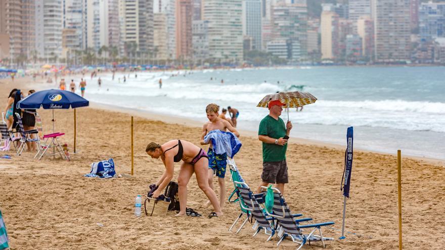 El tiempo en Alicante: Fin de semana nuboso con temperaturas estables en la provincia