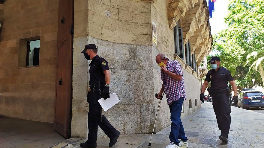 El TSJB eleva la condena a un hombre que intentó matar a su exmujer en Palma