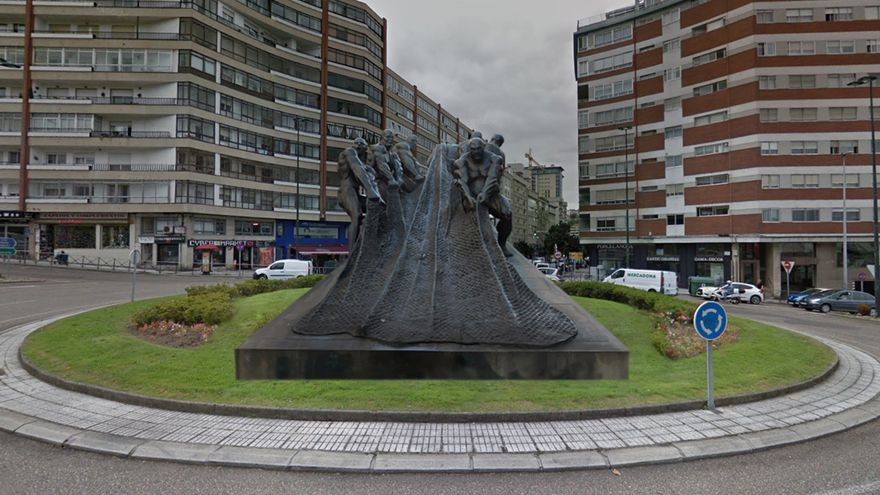"""Abel Caballero exige trasladar la escultura de Los Rederos a Isaac Peral: """"Genera aglomeraciones en tiempo COVID"""""""