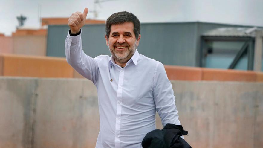 El juez avala salidas de prisión de Jordi Sànchez para hacer voluntariado