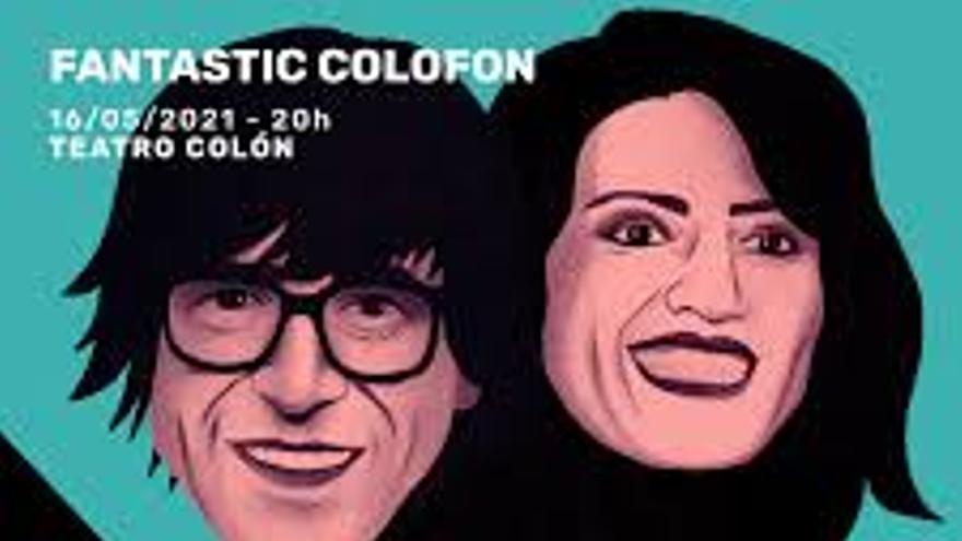 Fantastic Colofon