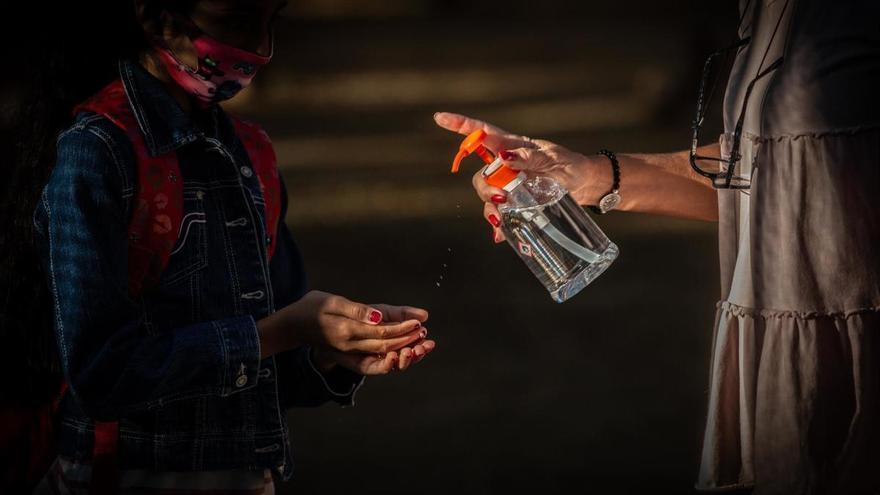 El Govern instal·larà purificadors d'aire a les escoles on faci més fred