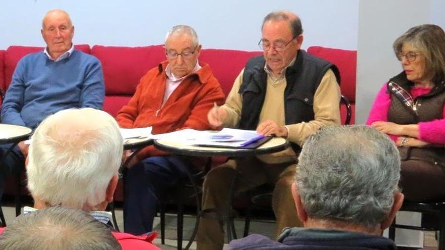 La asociación de Pensionistas de Monesterio retoma su actividad presencial y participativa