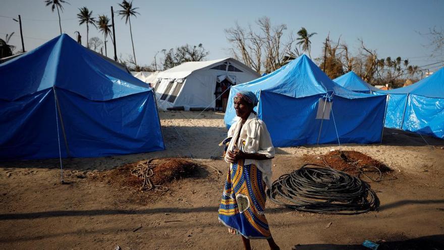 L'ONG  Farmamundi envia 15 tones d'ajuda humanitària a Moçambic
