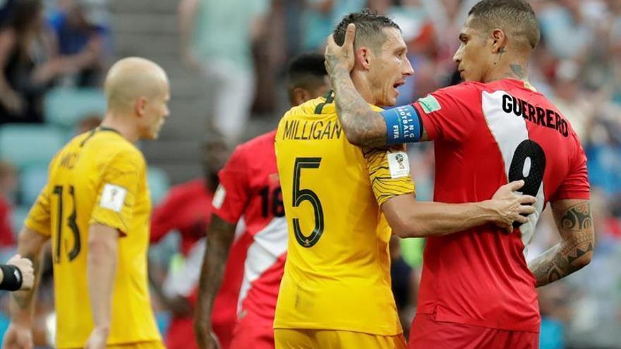 Perú se despide con honor (0-2)
