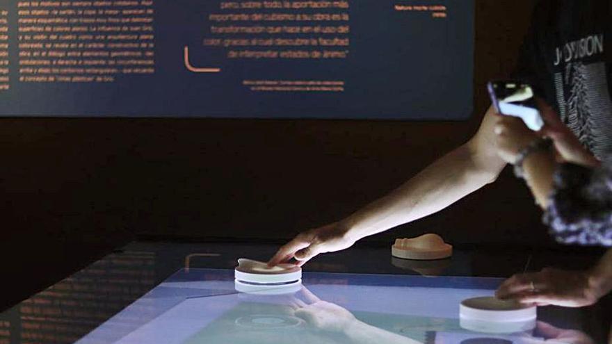 El Museo de la Ciencia se sumerge en la experiencia digital con 'Intangibles'