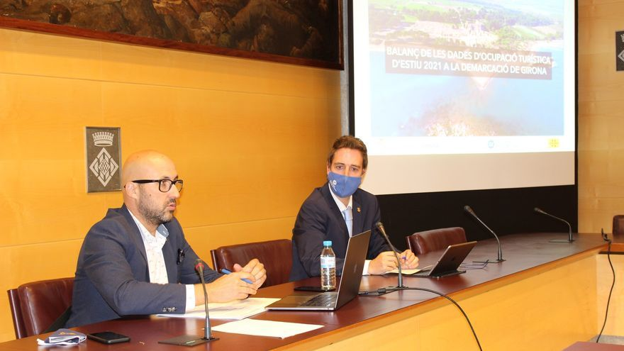 La demarcació de Girona ha rebut 3,18 milions de turistes durant aquesta temporada d'estiu