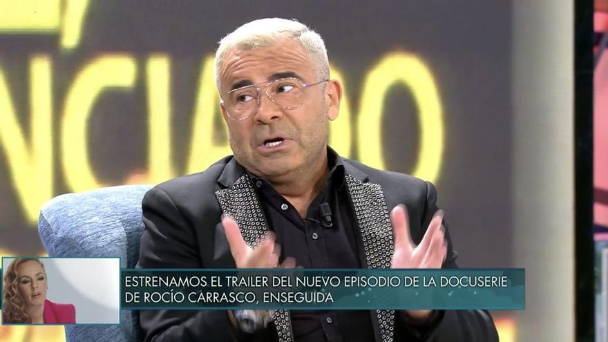 """Jorge Javier critica a Mediaset por hablar demasiado de Rocío Carrasco: """"Al final le coges manía"""""""