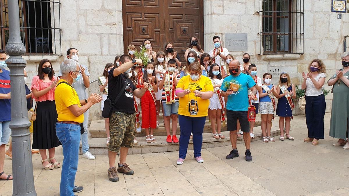La Flama del Canigó simboliza la unidad lingüística de los territorios en los que se habla catalán y valenciano.